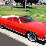 Buick Electra Top California Classic Car Rental