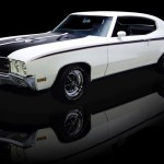 Buick Gran Sport California Classic Car Rental