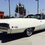 Buick Le Sabre Back Left California Classic Car Rental