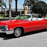 Cadillac DeVille California Classic Car Rental