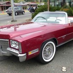 Cadillac El Dorado Old California Classic Car Rental