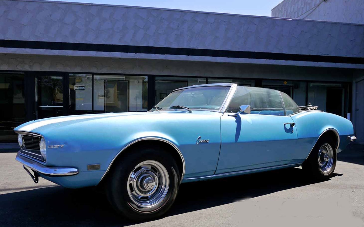 California Classic Rental in Los Angeles and Las Vegas includes ...