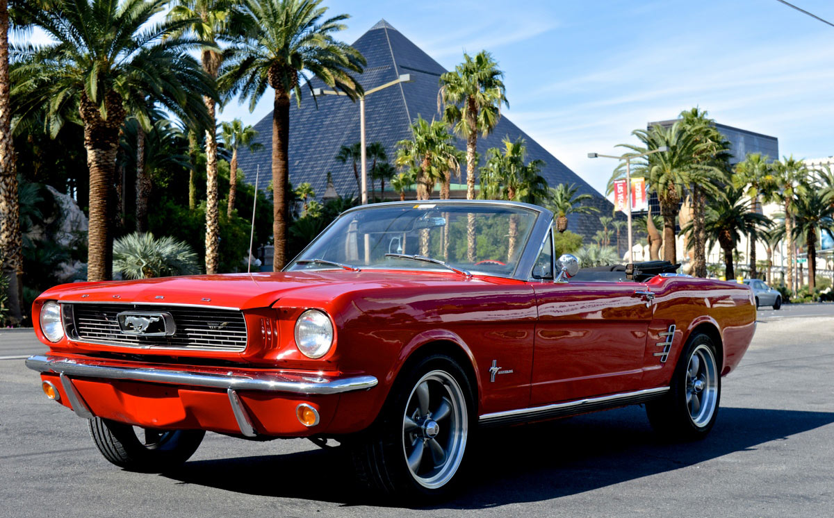 California Classic Rental In Los Angeles And Las Vegas